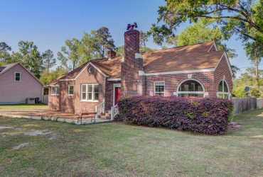 CHARMING BRICK HOME IN QUIET SMALL TOWN NEIGHBORHOOD