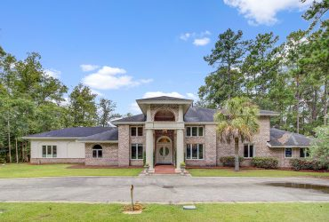 FLOOD FREE EDISTO RIVERFRONT ESTATE
