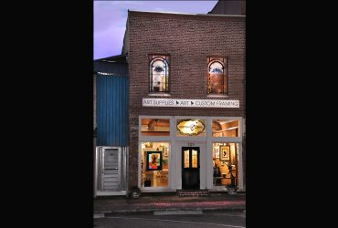 124 W Main St. Gallery, Retail, Office w/ Loft, Downtown Denison, Texas