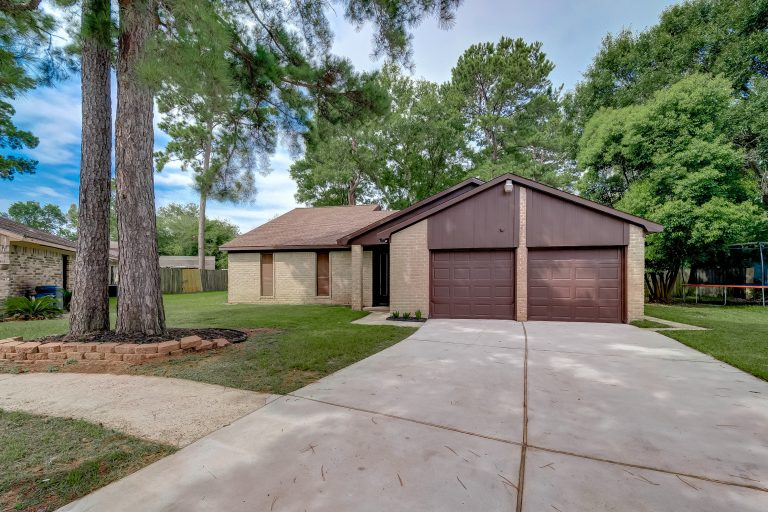 Home for sale in Humble, Texas 7202 Foxwick Lane