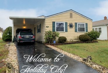 A wonderful 55+ Community in Ocean County: Holiday City