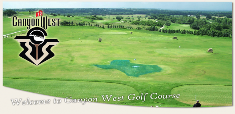 Canyon West Golf