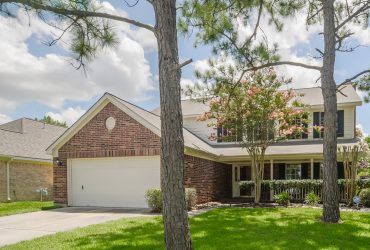 15034 Red Cedar Bluff Ln, Cypress, TX