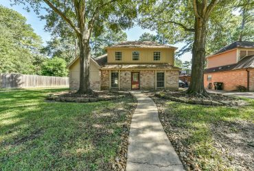 SOLD!! – 12307 Oak Park Dr – Hunterwood Forest