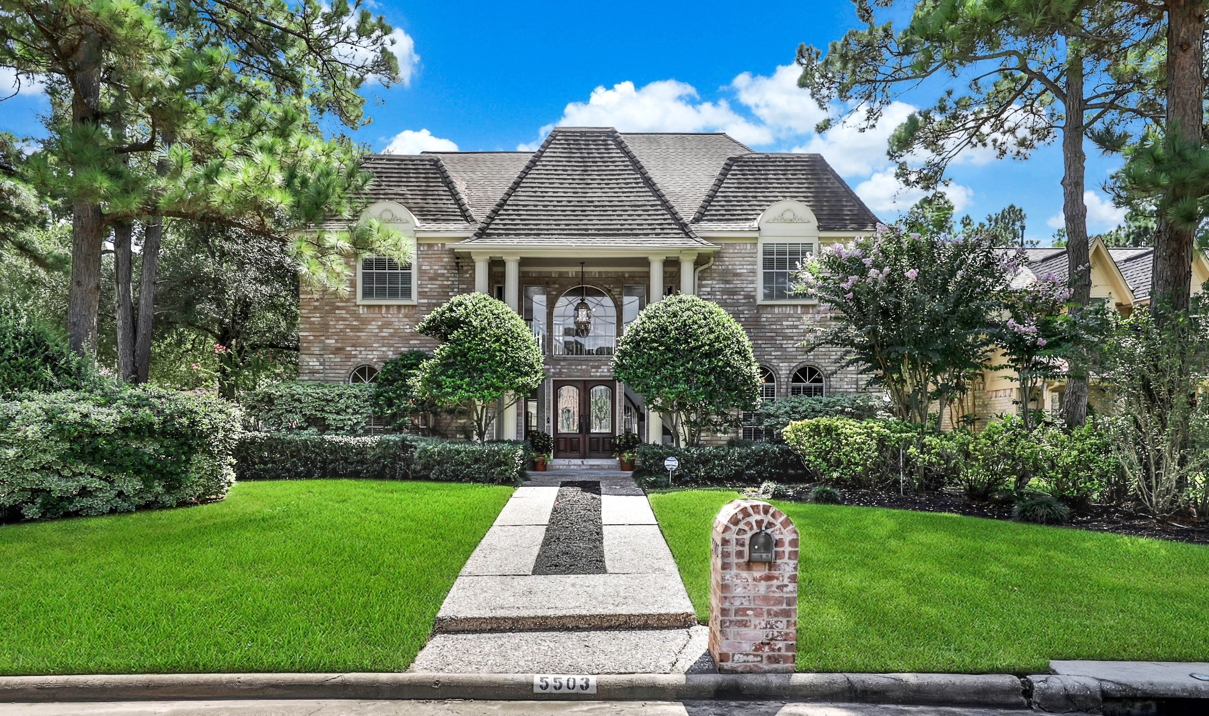 5503 Lacreek Lane, Spring, TX 77379
