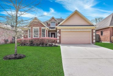 Just Listed | 10344 Stone Gate Dr | Conroe | 77385