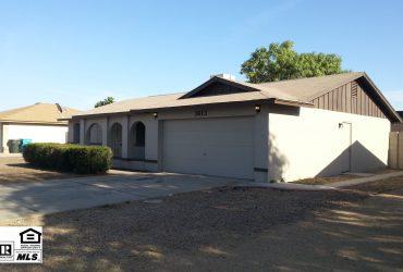 3613 W. Villa Rita Dr., Glendale, AZ 85308