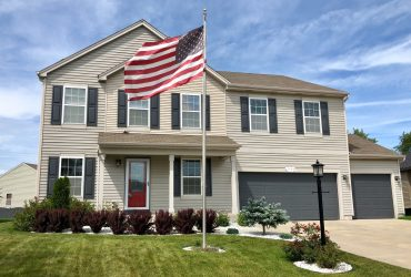 9046 Linden Ct Sturtevant, WI  For Sale $329,900