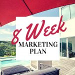 8 week market plan cover