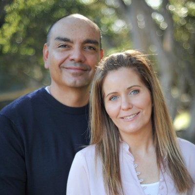 Erik and Ana Caballero