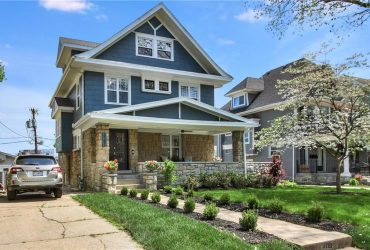 Circa 1907 Craftsman KC Shirtwaist in Valentine-Westport