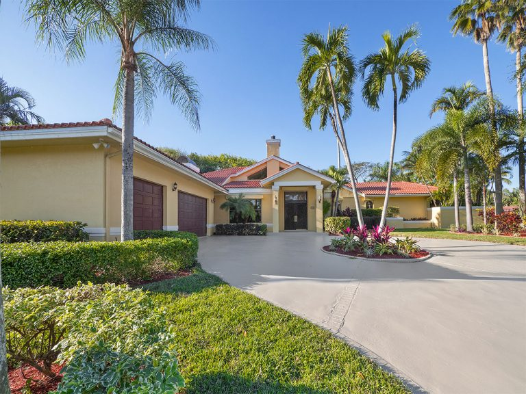 7701 NE Morningside Terrace, Boca Raton, FL 33487, Morningside, RX-10208301, front view picture1