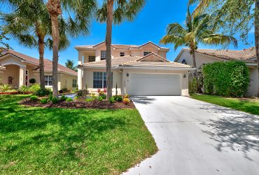 532 Canoe Point Delray Beach FL 33444 Delray Lakes home for sale RX-10334551