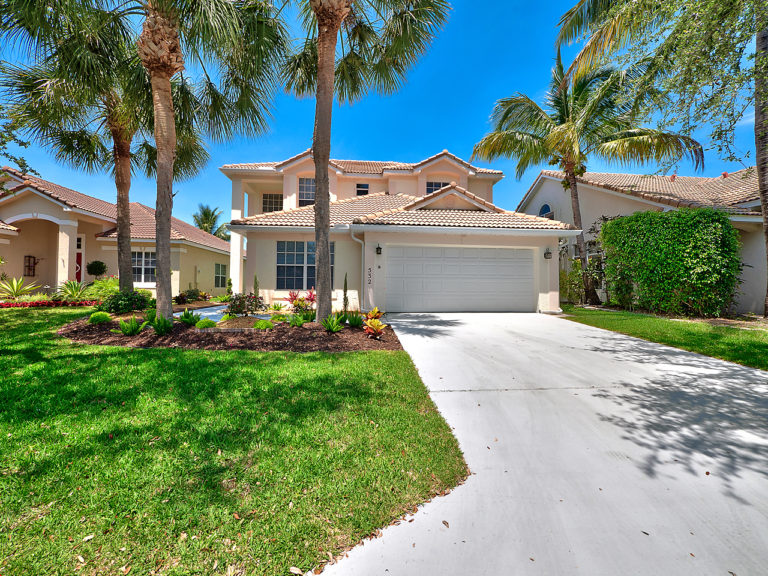 532 Canoe Point Delray Beach FL 33444 Delray Lakes front view picture1