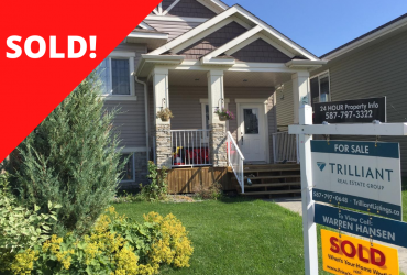 [SOLD] 27  Richfield Crescent Sylvan Lake