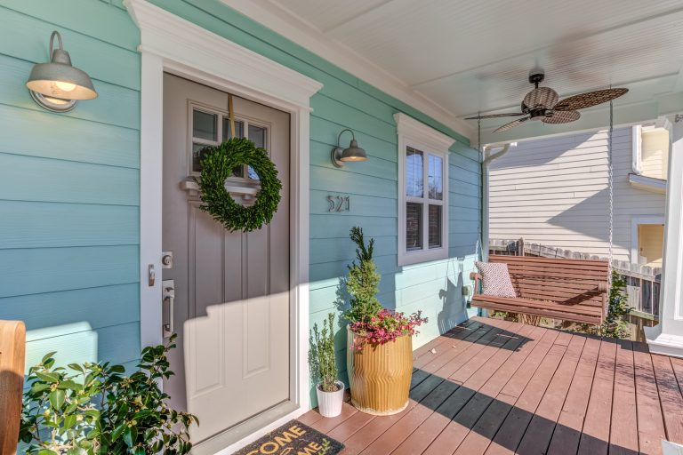 521 Mial St Raleigh NC 27608 - Front Porch
