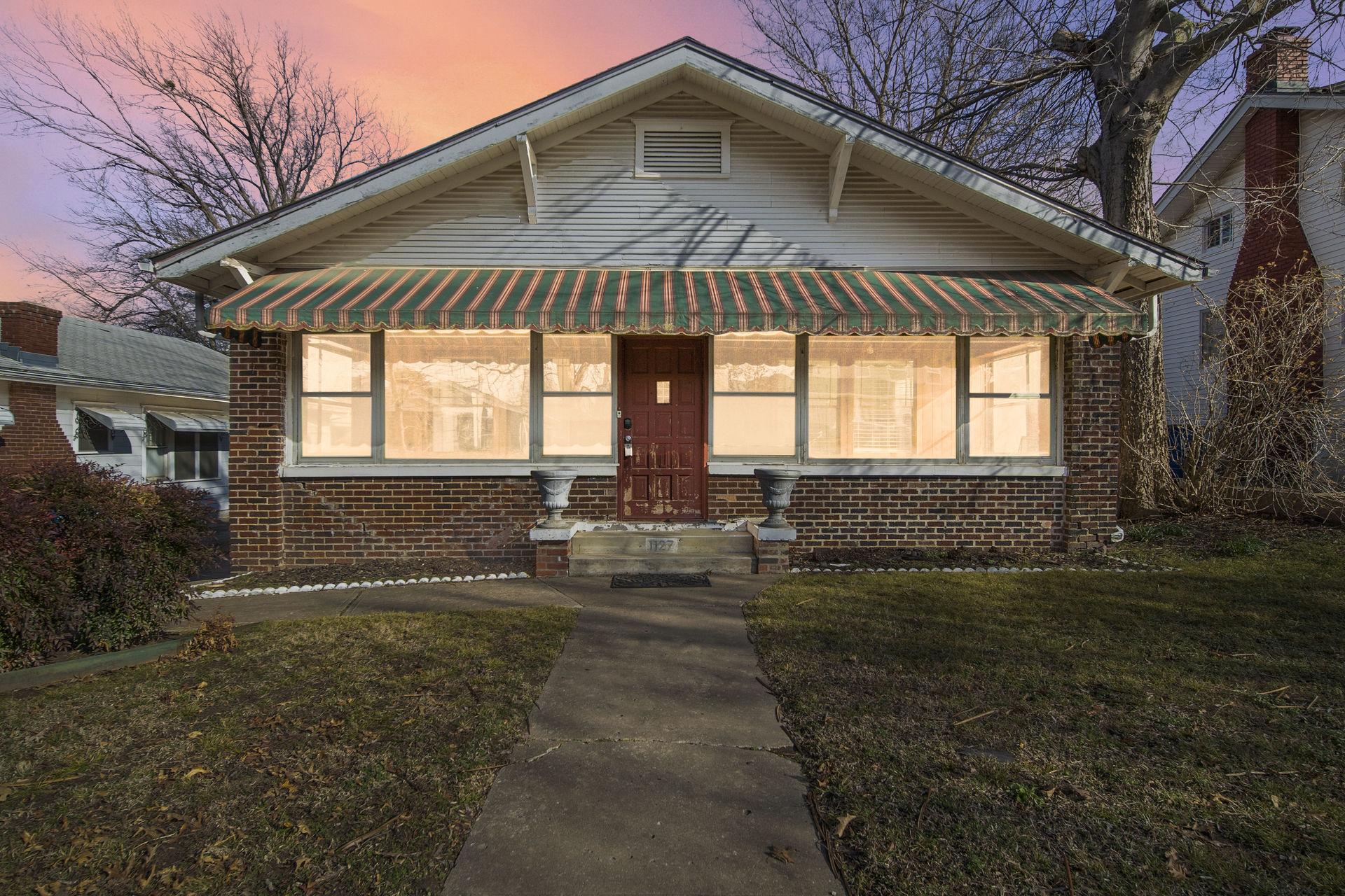 Gorgeous Tulsa Historical Home