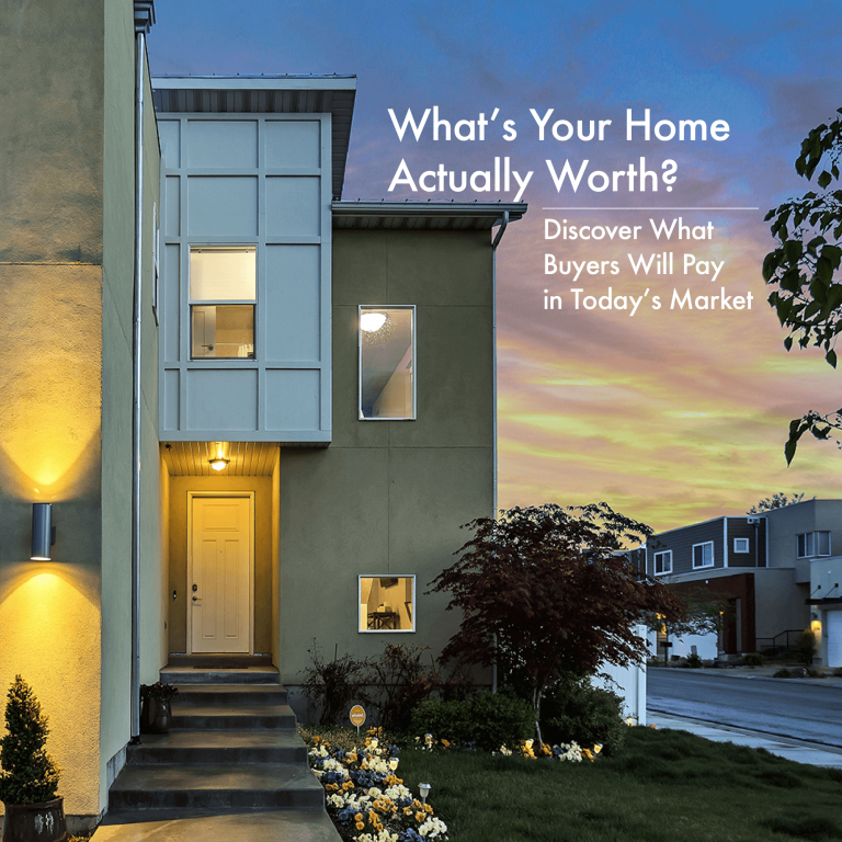 What's Your Home Actually Worth