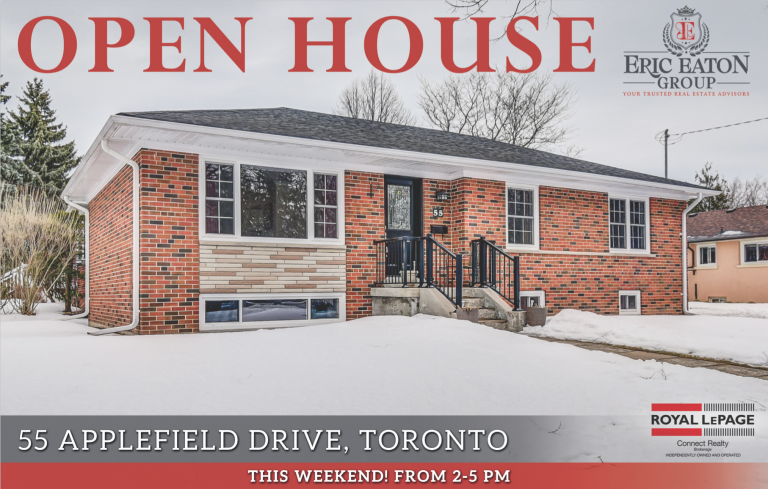 55 Applefield Drive, Toronto - Open House Weekend