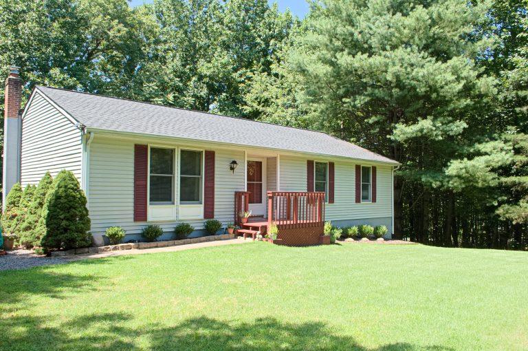 10564 Celestine Acres, Rixeyville VA 22737 front