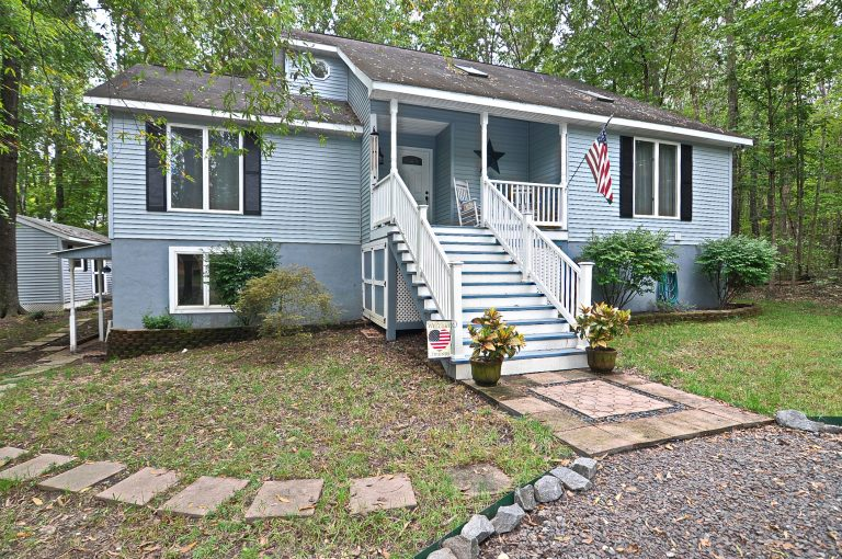 1227 Lakeview Parkway, Locust Grove VA 22508  - Front