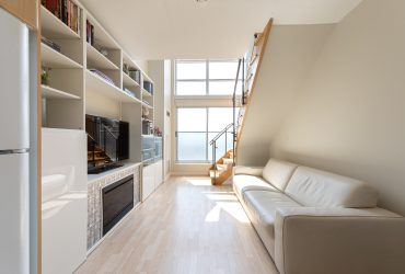 SOLD! Two-Storey Loft in King St West