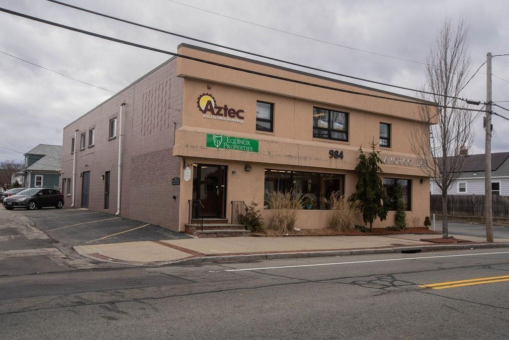 Commercial/Business – Commercial Lease 984 Charles Street, Unit #Unit 1, North Providence, RI 02904