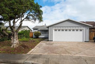 2355 Clipper St, San Mateo Fixer Water Front Property