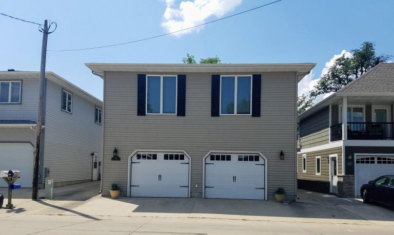 2205 North Shore Drive Clear lake IA Front REV