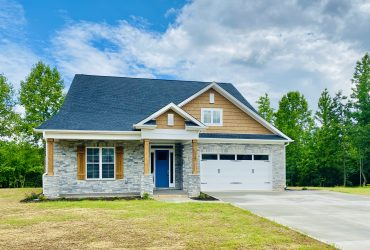 New Home For Sale – Under Construction with Estimated Completion in May 2020