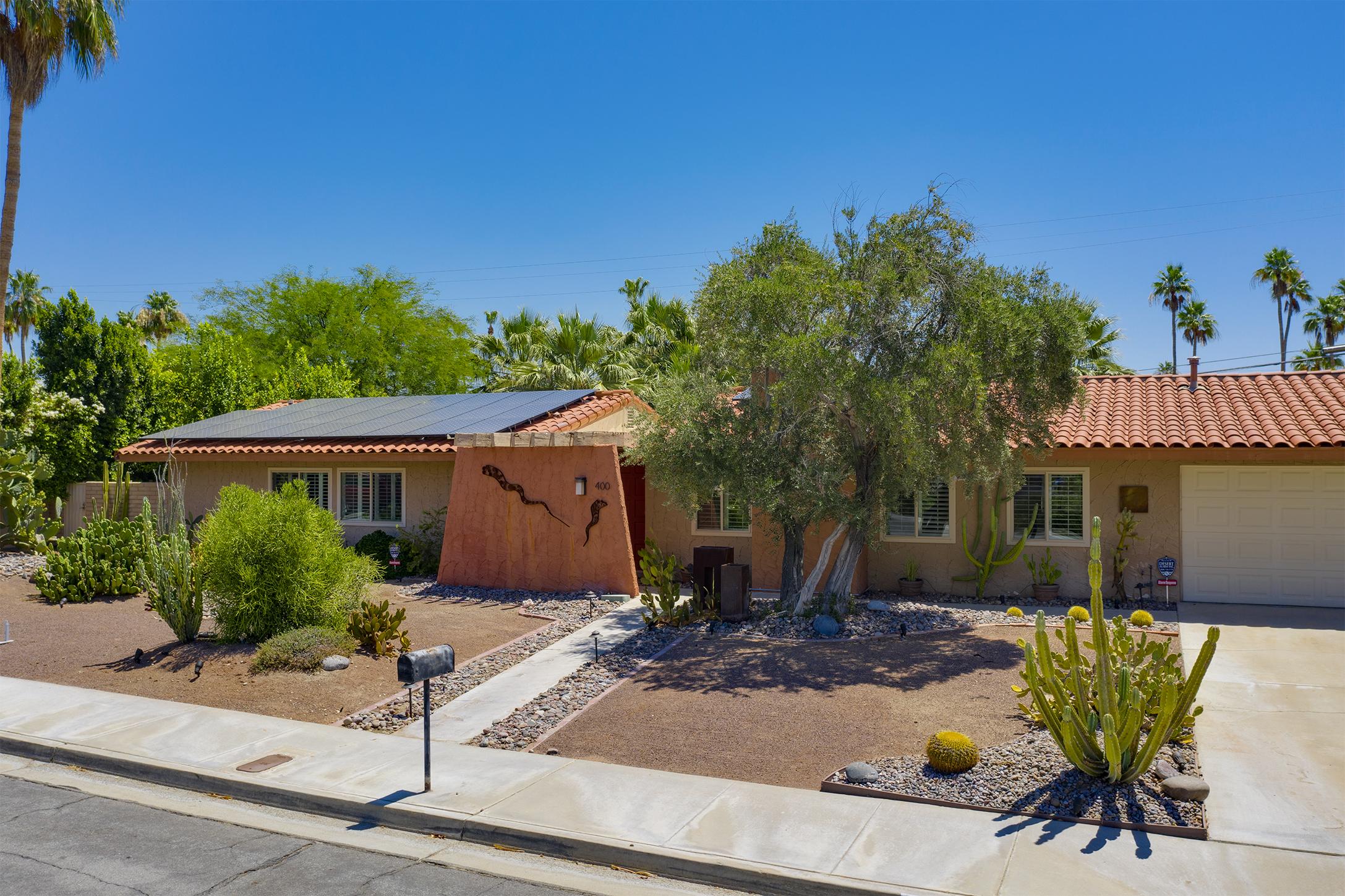400 N. Orchid Tree Lane, Palm Springs, CA 92262