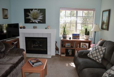Sold – Peacefully Private North County Two Bedroom Condo Hidden in South Vista, California