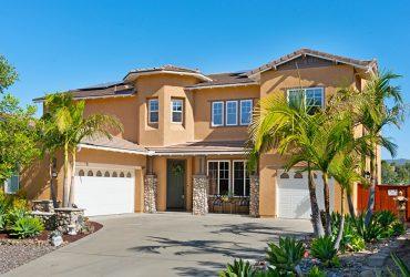 SOLD $1,035,000 Beautiful Home in Hidden Trails neighborhood: 624 Ridgemont Circle, Escondido