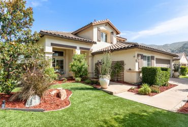 SOLD $851,000 Updated home on large corner view lot in beautiful Hidden Trails