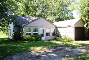 SOLD!  Charming Country Home in Bedford Township