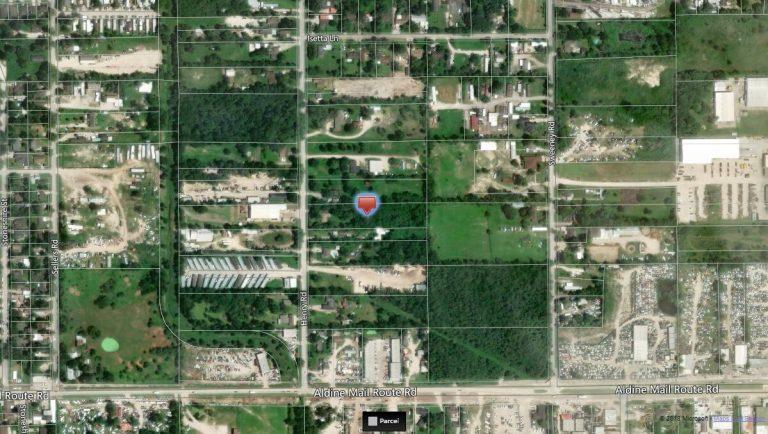 Parcel Map-Henry Rd