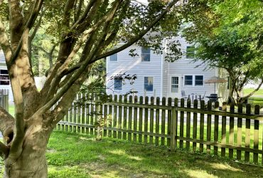 Privacy with Open Land in Wall Township New Jersey