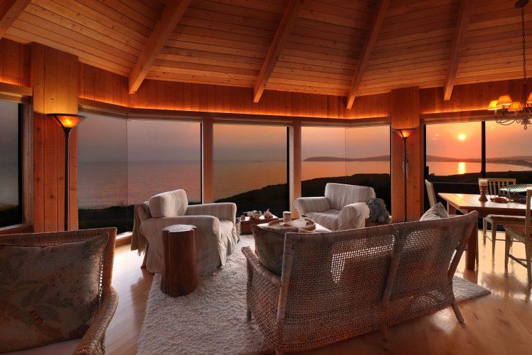 10 Twilight Livingroom Window