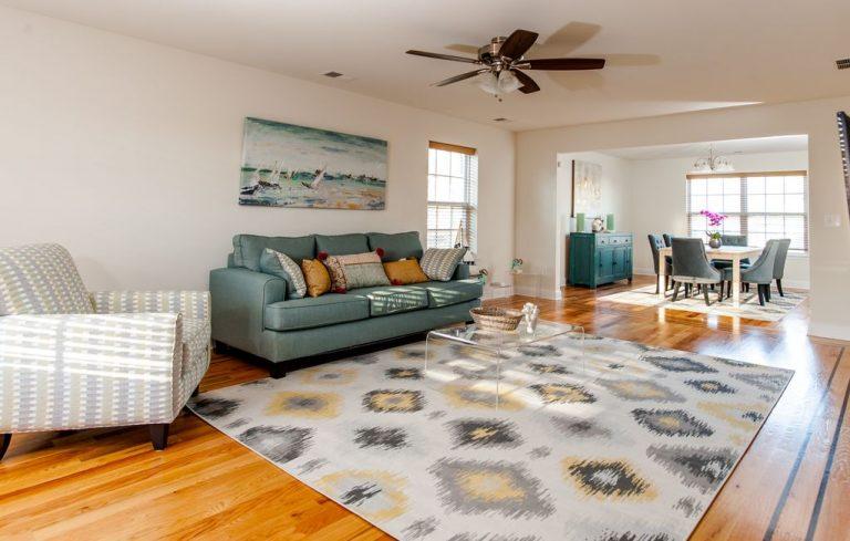 287 Long Branch Ave Living Room