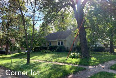 SOLD*****1605 Friendly Ave., Iowa City, IA 52240