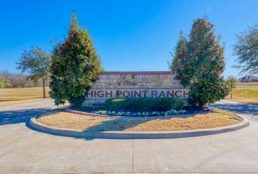 5 acres in High Point Ranch, Royce City, Texas