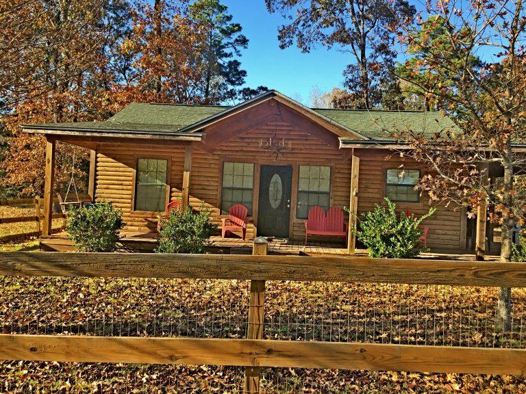 460 Hidden Oaks, Point Blank, Tx - front